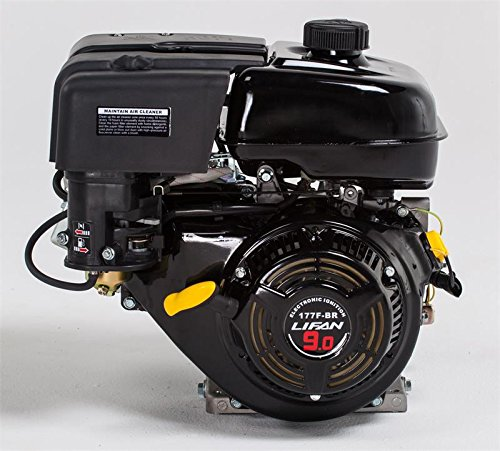 Lifan Engine 9 HP OHV 6:1 Gear Reduction #LF177FBQH by Lifan