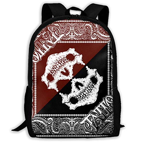 FBHA Travel Backpack Laptop Backpack Large Diaper Bag - Halloween Backpack School Backpack for Women & Men]()