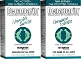 Nutramax Denamarin Chewable Tablets for Dogs 60ct (2 x 30ct)