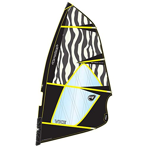 Aerotech Sails 2016 Vice 5.0m Yellow Windsurfing Sail