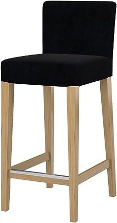 Soferia Ikea Henriksdal Housse Pr Tabouret Bar Avec Dossier Eco