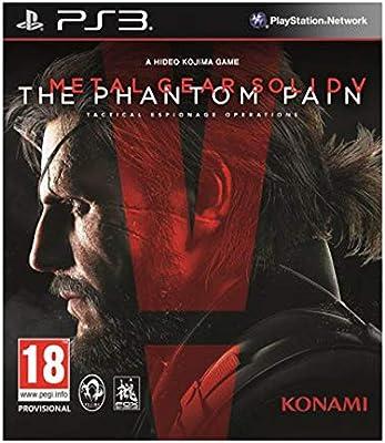 Metal Gear Solid 5 The Phantom Pain PlayStation 3 by Konami: Amazon