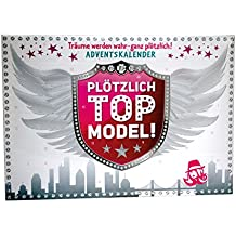 Maro Toys 60700 Advent Calendar Suddenly top model by maro toys