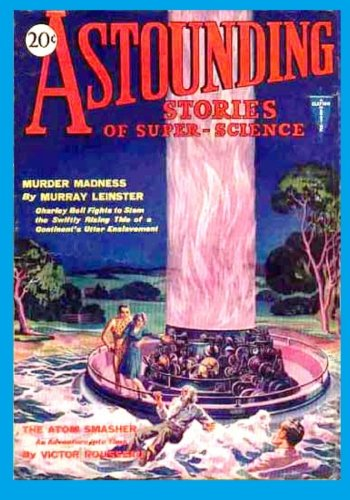 Astounding Stories of Super-Science, Vol. 2, No. 2 (May, 1930) (Volume 2) (Volume 5) ebook