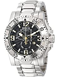 Invicta Mens 15302 Excursion Stainless Steel Watch