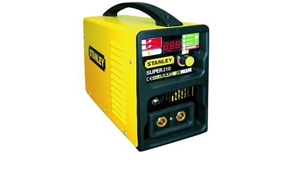 Stanley Super 210 - Soldador (290 mm, 580 mm, 220 mm): Amazon.es: Bricolaje y herramientas