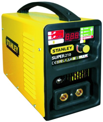 Stanley Super 210 - Soldador (290 mm, 580 mm, 220 mm): Amazon.es ...