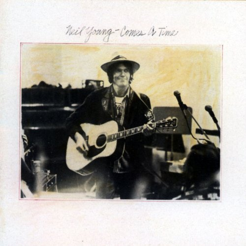 CD : Neil Young - Comes a Time (CD)
