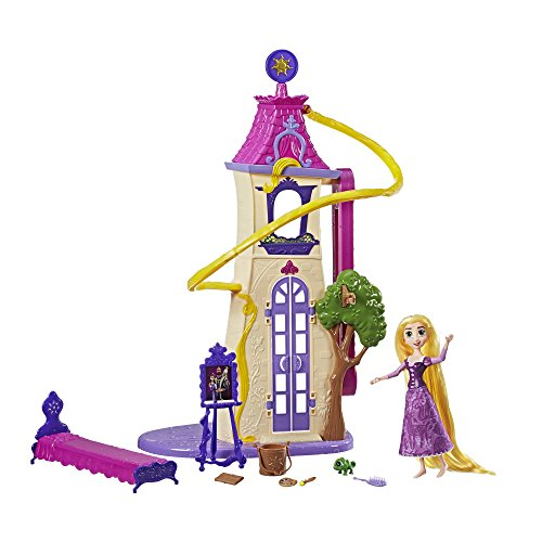 Disney Princess DPR Tangled Swinging Locks Castle Doll - Princess Tiana Costume Pattern