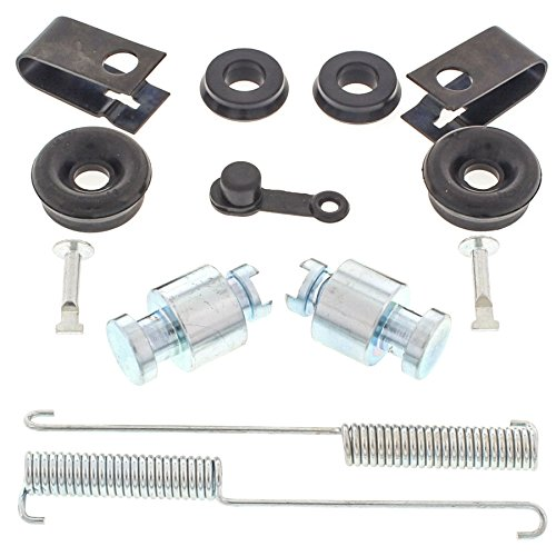 All Balls 18-5009 Wheel Cylinder Rebuild Kit All Balls Racing