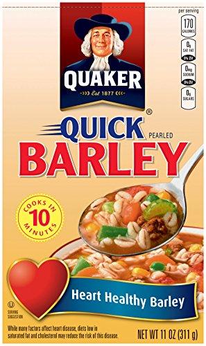 Quaker Quick Barley, 12 Count