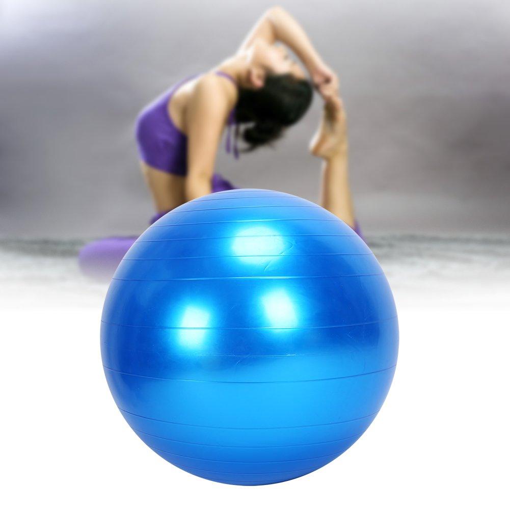 Volowoo - Pelota de Yoga (75 cm, Antideslizante): Amazon.es ...