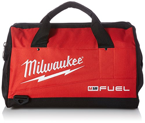Milwaukee Heavy Duty Contractor (FUEL Tool Bag). Fits 4-5 Fuel Tool --2730-20; 2720-20 Saw 2704-20;2703-20 Drill; 2653-20,2654-20 Impact; other Cordless Tools alike - Milwaukee Carrying Case