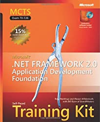 MCTS Self-Paced Training Kit (Exam 70-536): Microsoft® .NET Framework 2.0 Application Development Foundation