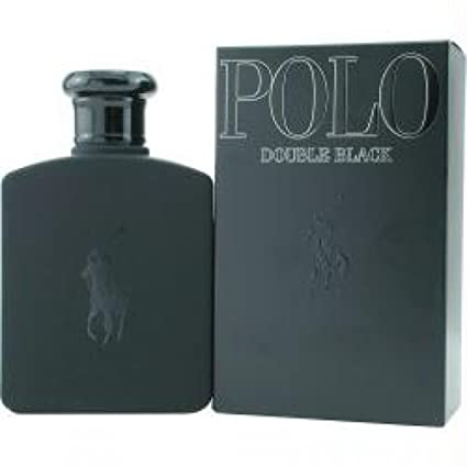 Polo Double Black Eau de Toilette Spray by RALPH LAUREN: Amazon.es ...