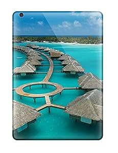 Premium Durable Bora Bora Fashion Tpu Ipad Air Protective Case Cover