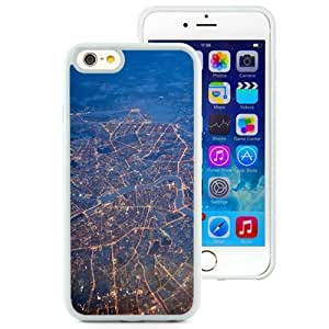 NEW Unique Custom Designed iPhone 6 4.7 Inch TPU Phone Case With Petersburg Peter Lights Night_White Phone Case