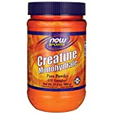 NOW Foods – Creatine Monohydrate 100% Pure Powder – 21.2 oz. Review