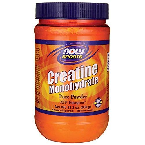 NOW Foods - Creatine Monohydrate 100% Pure Powder - 21.2 oz. ()