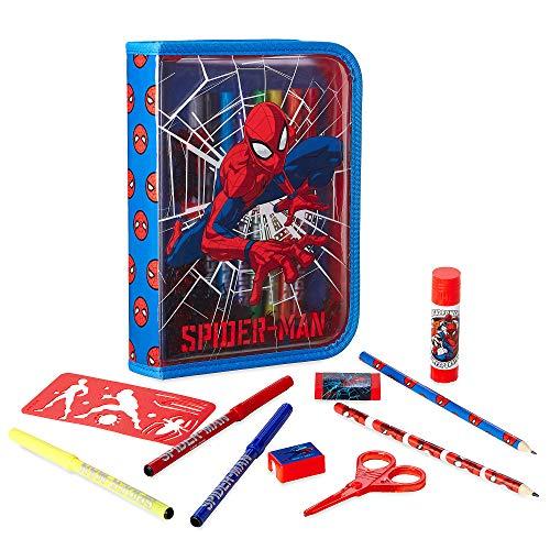 (Marvel Spider-Man Illustrator Art Kit)