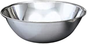 Vollrath Economy Mixing Bowl, Stainless Steel, 13-Quart