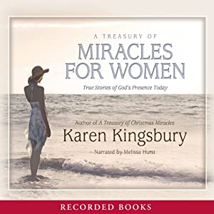 A Treasury of Miracles for Women Audiobook