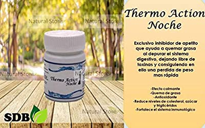 """Semilla de Brazil""""Thermo Action Noche"""" Excellent Weight Loss Supplement!"""