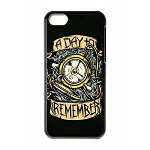 iphone5c Case, A Day To Remember Cell phone case Black for iphone5c - SDFG8755524