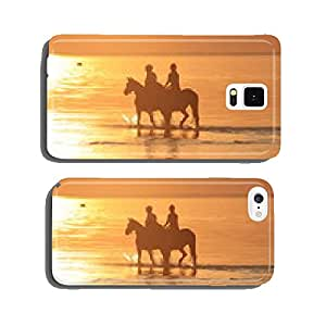 Ride in the sunset cell phone cover case iPhone6