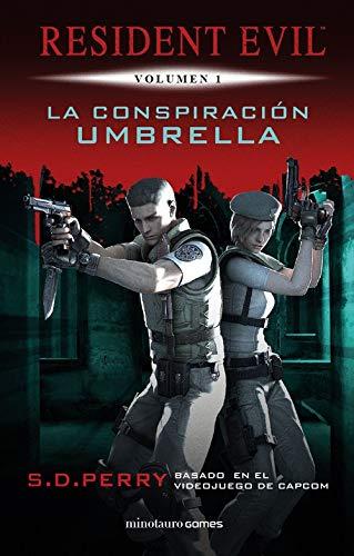Resident Evil: La Conspiración Umbrella: 7 (Minotauro Games) por S. D. Perry,Martínez Fernández, Juan Pascual