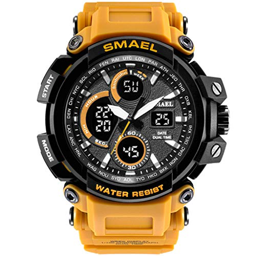 Men's Watches Sports Outdoor Waterproof Military Wrist for sale  Delivered anywhere in USA