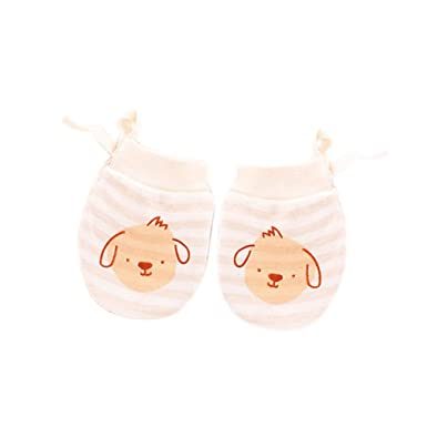 good buying new beauty LAAT 1 Paire Mignon Gants Bébé Moufles de Protection en ...
