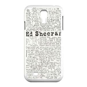 Samsung Galaxy S4 I9500 Phone Case White Ed Sheeran Quotes VMN8183821