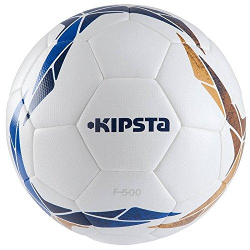 KIPSTA SUNNY 500 FOOTBALL SIZE 5 - YELLOW PINK BLACK 64c683000623
