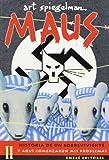 2: Maus. Historia de un sobreviviente II (Spanish Edition)