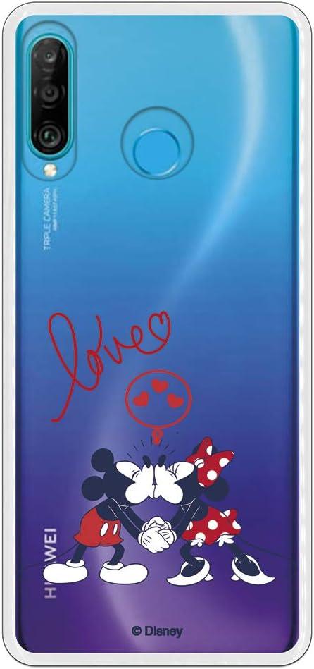 Funda para Huawei P30 Lite Oficial de Clásicos Disney Mickey y ...