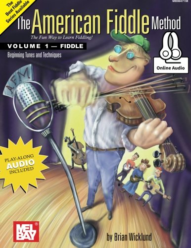 Beginning Fiddle Tunes - 1
