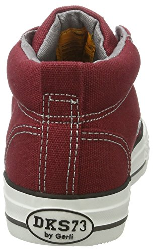 Rosso 710720 Sneaker Alto by Dunkelrot Dockers 38ay603 bambini 720 Collo a Unisex Gerli twHfxxqv