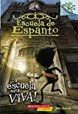 This series is part of Scholastic's early chapter book line called Branches, which is aimed at newly independent readers. Samuel Cementerio discovers that his elementary school is ALIVE! He finds this out on his first day as the school...