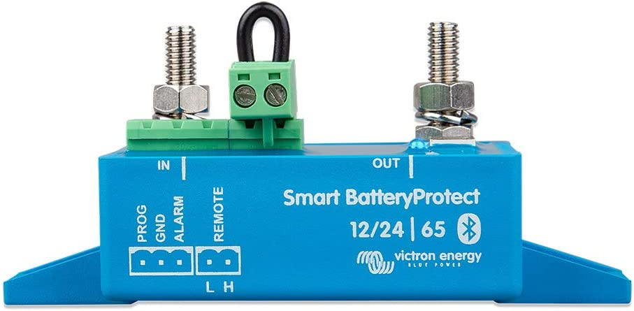 BPR065022000 Bluetooth Ca. 6-35 VDC Victron Smart BatteryProtect 65AMP