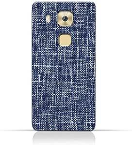 AMC Design Huawei Nova plus TPU Silicone Case with Brushed Chambray Pattern