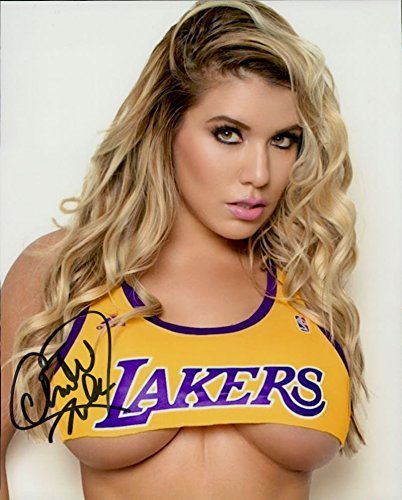 Chantel Zales autographed photo for sale  Delivered anywhere in USA