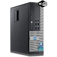 Dell OptiPlex Intel i5-2400 Quad Core i5 8 GB RAM 240 GB SSD + 500 GB HDD Wi-Fi Windows 10 komputer stacjonarny…
