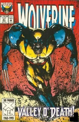 Wolverine #67 (Valley O' Death!)