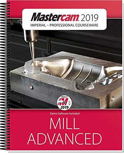 Amazon com: MasterCam 2019 MILL ADV PC - MasterCam Version: 2019