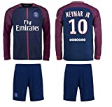 Best Soccer Jerseys - PSG Neymar #10 Long Sleeve Soccer Jersey Review