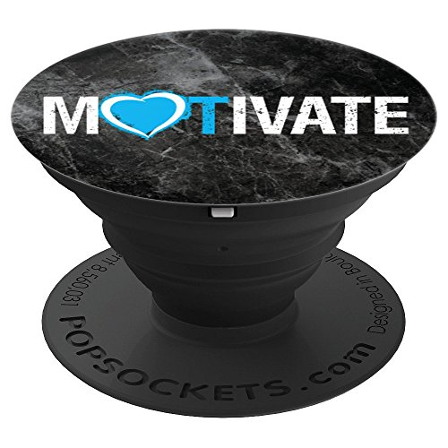 Occupational Therapy Motivates OT Therapist Gift - PopSockets Grip and Stand for Phones and Tablets