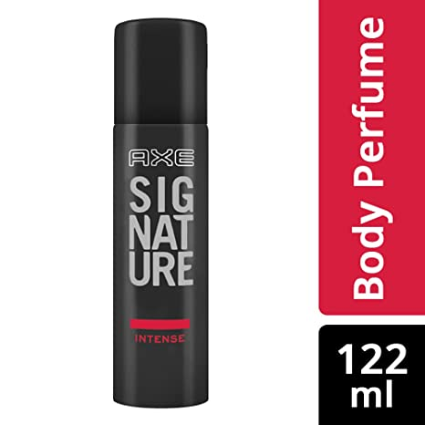 Buy Axe Signature Intense Body Perfume 122ml Online At Low Prices