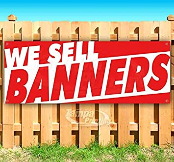 Heavy-Duty Vinyl Single-Sided with Metal Grommets Non-Fabric Tenants Wanted Extra Large 13 oz Banner