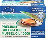 NZ GREEN LIPPED MUSSEL OIL 10000 (200caps)